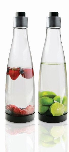 Multi karaf (van onder en boven te openen); 1 liter