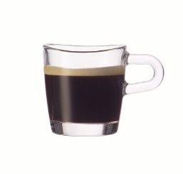Loop espressoglas; 0;1 l.