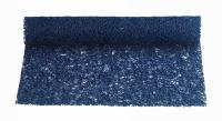 Placemat 'Zone' donker blauw; 44 x 30 cm