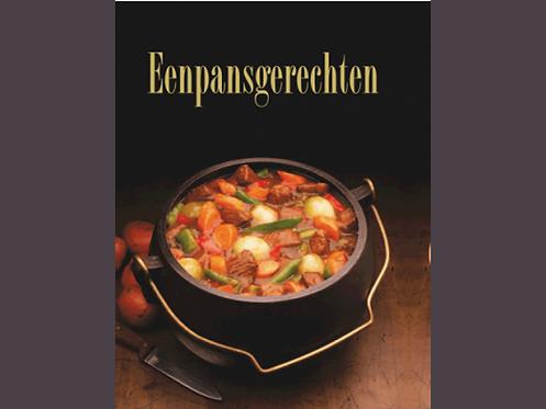 Kookboek: 'Eenpansgerechten' (showroommodel!!)
