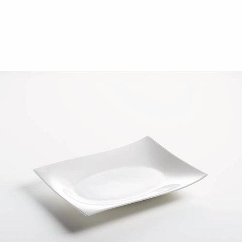 Motion: schaal/bord; 25 x 19 cm
