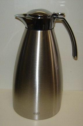 Alfi thermoskan 'Gusto' mat rvs (onbreekbaar); 1;5 liter