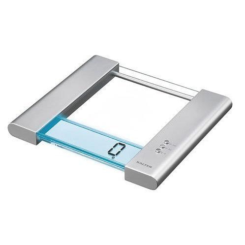 Digitale weegschaal met glas (merk: Salter)