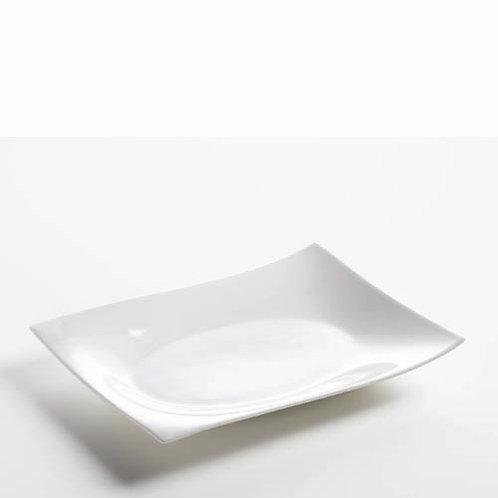 Motion: schaal/bord; 41 x 29 cm