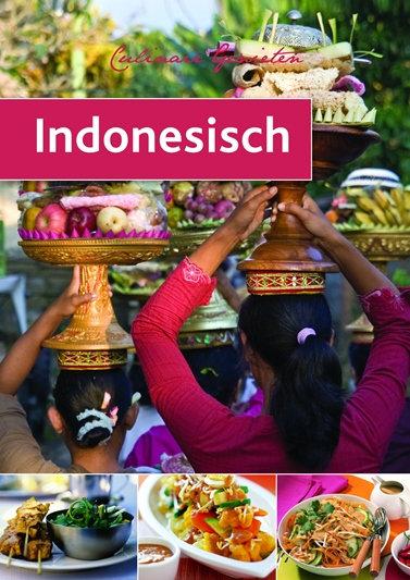 Kookboek/paperback: 'Indonesisch'; 64 pagina's