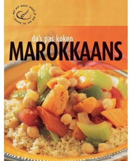 Kookboek: 'Da's pas koken Marokkaans'