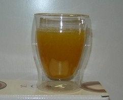 Dubbelwandig thee-/cappuccinoglas 'Bredemeijer'; 0;35 l.