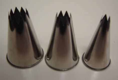 Spuitmondje kartel (r.v.s.); 16 mm (links op foto)