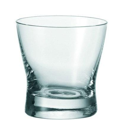 Tazio (sap/wisky)glas laag; set van 6 glazen