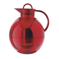 Alfi thermoskan 'Kugel' rood shiny; 0;94 liter