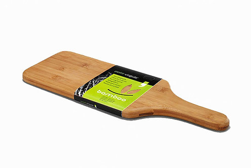 Kaas-/serveerplank (bamboe); 43 x 15;8 x 1;8 cm