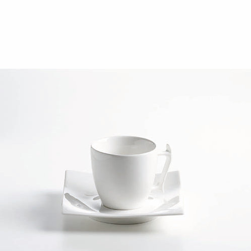 Motion: espressokop en schotel; 0;1 l.