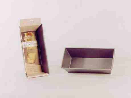 Patisse cakevorm (non-stick); lengte: 30 cm
