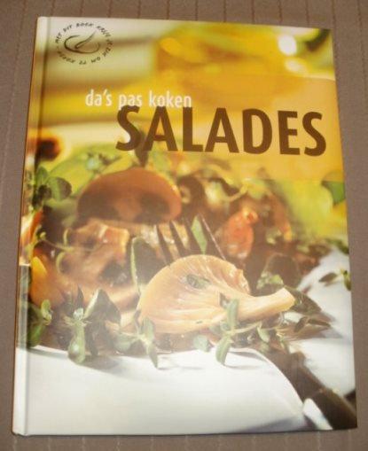 Kookboek: 'Da's pas koken Salades'