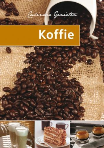 Kookboek/paperback: 'Koffie'; 64 pagina's