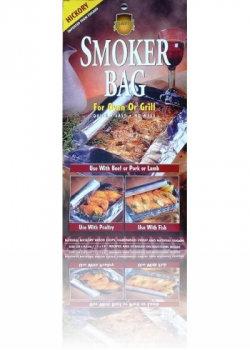 Rookzak voor vleesgerechten