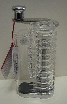 Nootmuskaatmolen (acryl); met opslag voor nootmuskaat