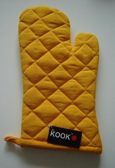 Ovenwant 'Kook'; geel