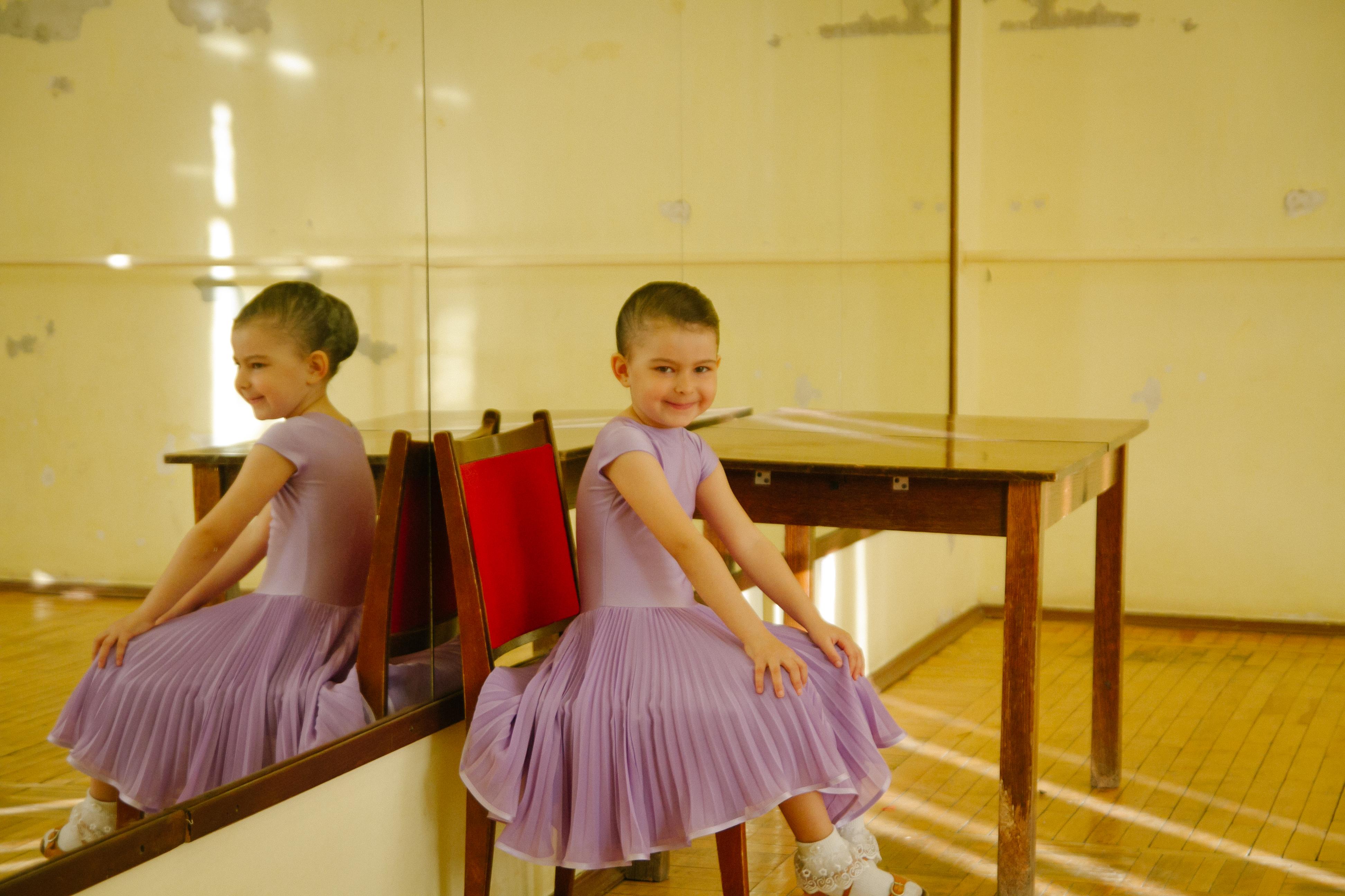 танцы для девочек