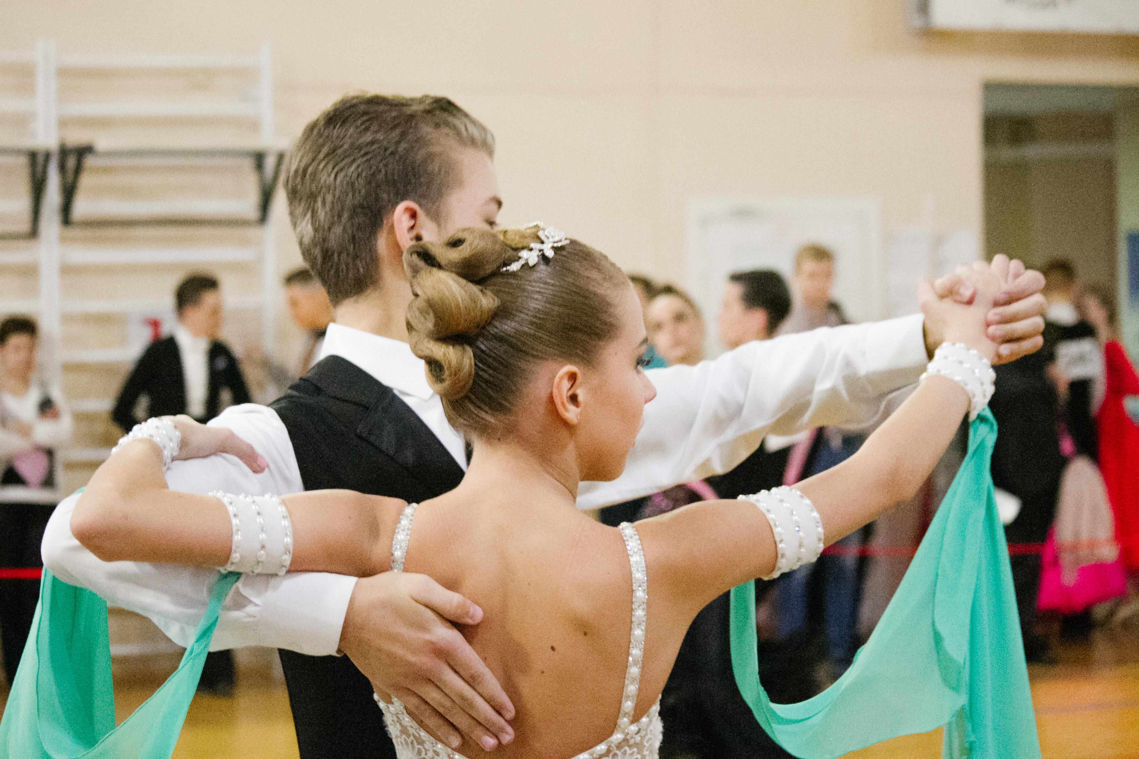 бальные танцы в центре пермь