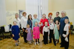 танцы для малышей