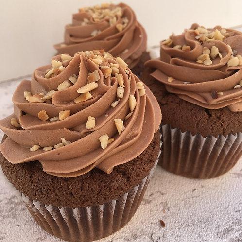 Chocolate Hazelnut Original Cupcake