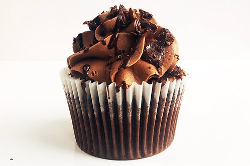 Gluten Free Chocolate Deluxe Cupcakes