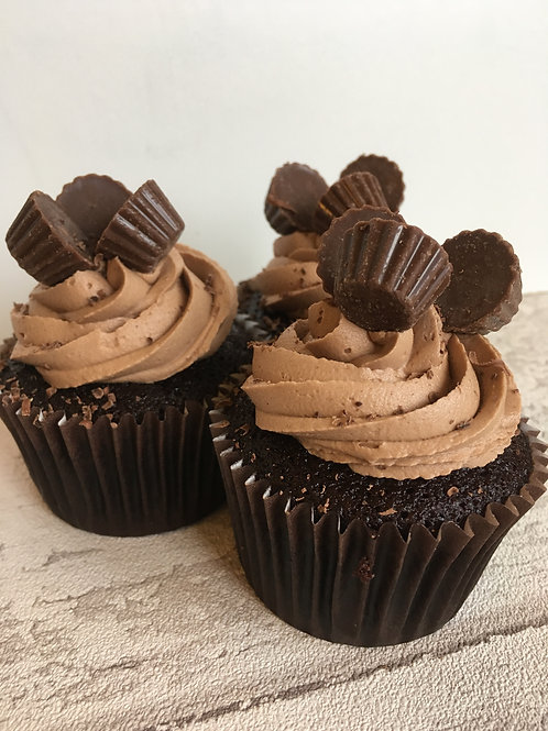 Chocolate Eggless Cupcakes