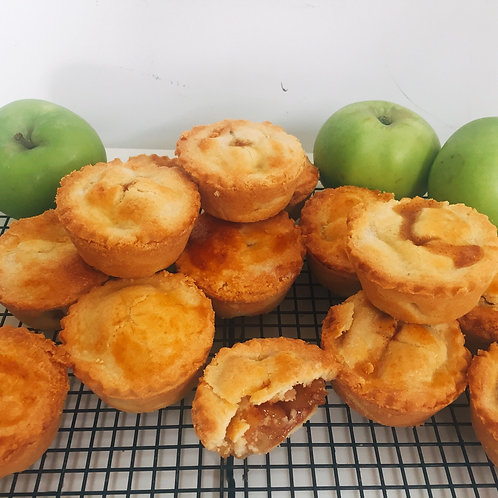 Gluten Free Mini Apple Pies