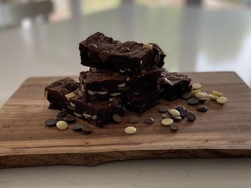 Gluten Free Triple Chocolate Brownie Treat Box