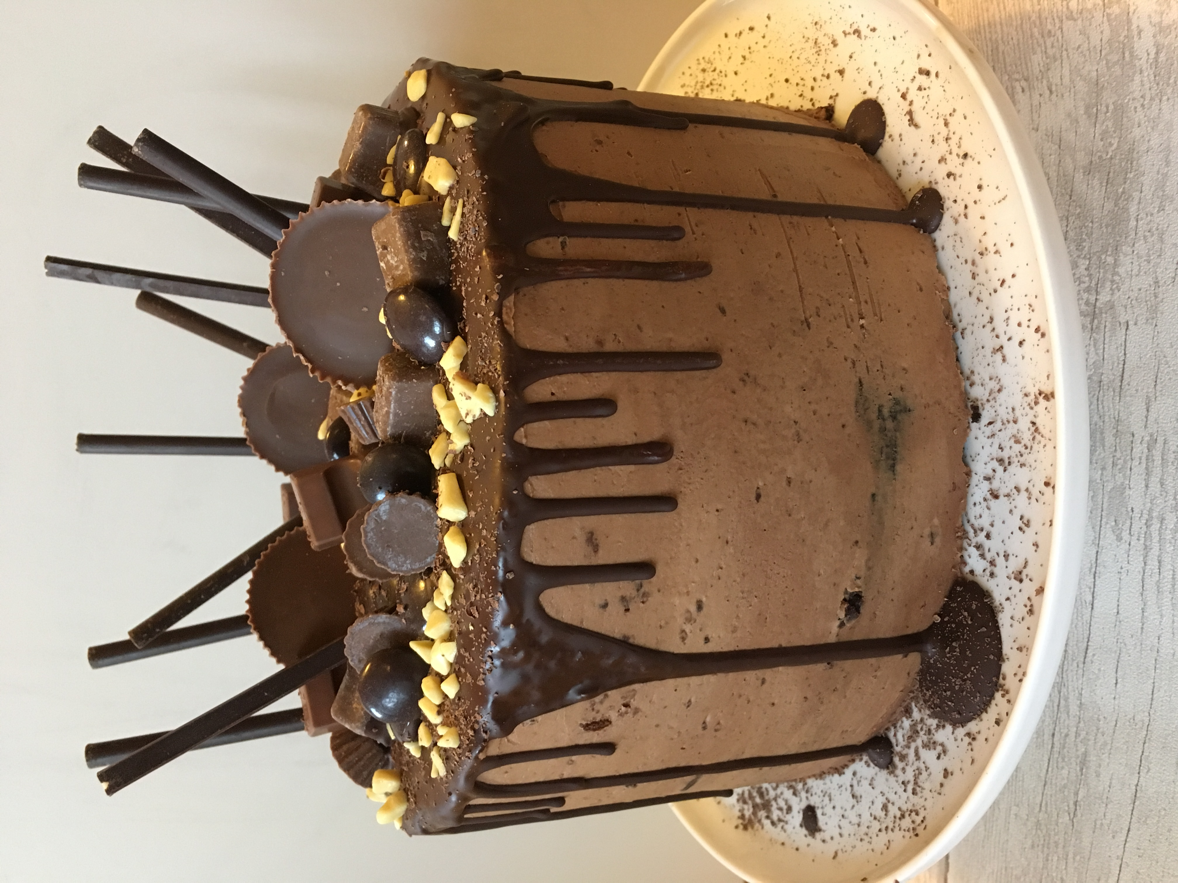 Choc-a-licious Cake