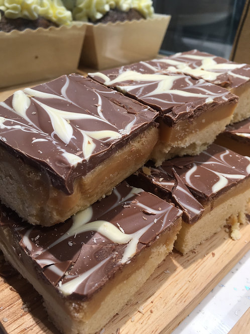 Millionaires Shortbread Treat Box