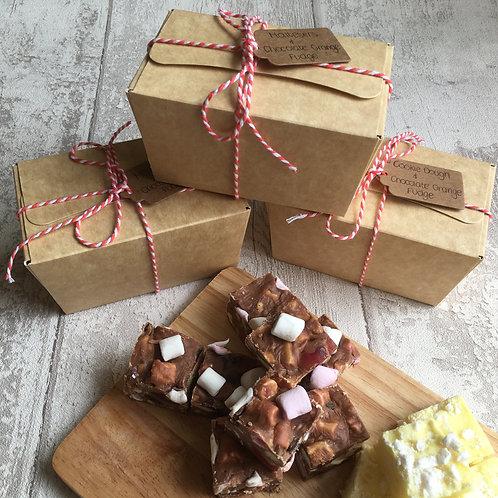 Fudge Gift Boxes