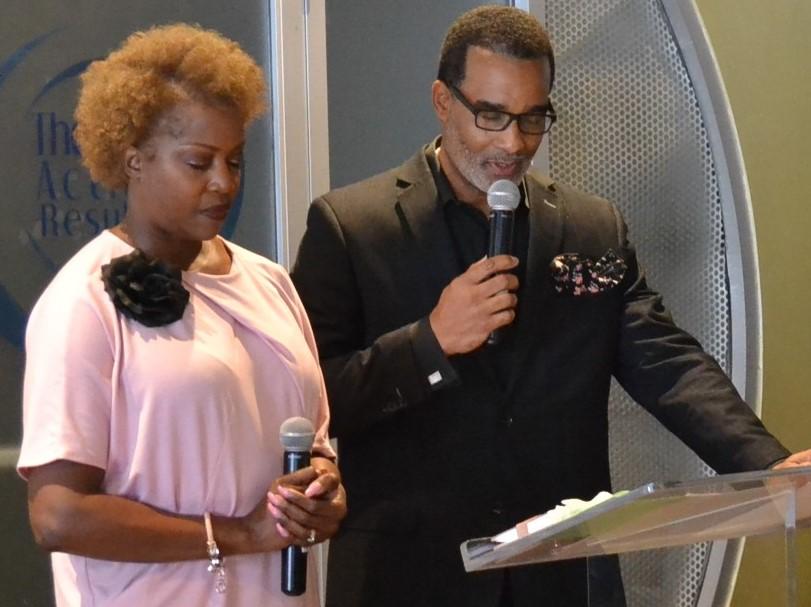 Derrick n sonya preaching 3 call 911