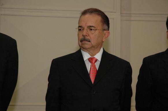 José Alcione - Presidente dos congressos