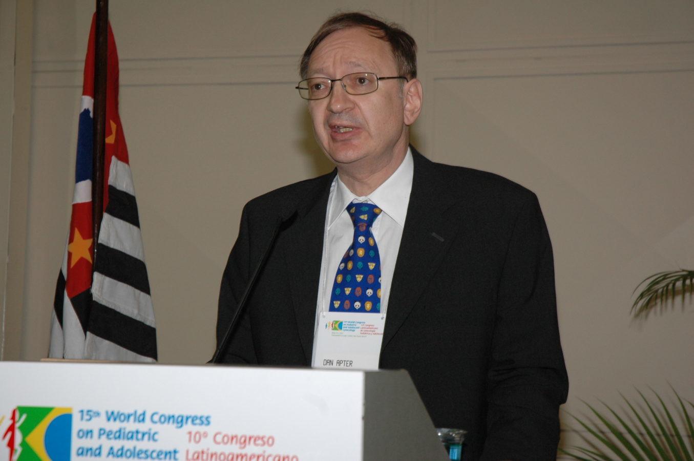 Dan Aspter - Presidente da FIGIJ
