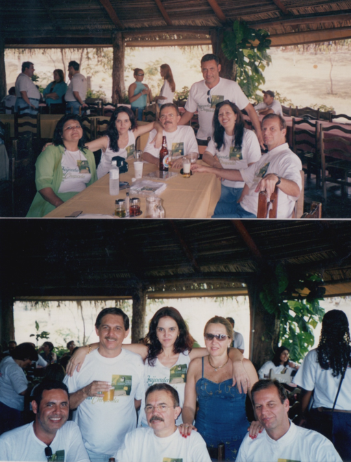 Feijoada no Pantanal