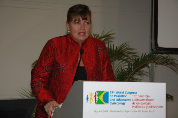 Matilde Maddaleno - Representante OMS-OPAS