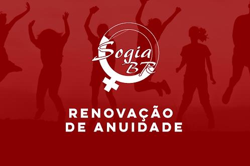 Renovação de Associação SOGIA