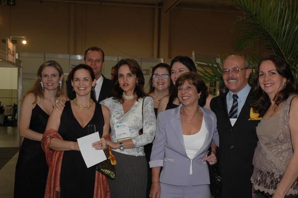 Confraternização entre dirigentes da SOGIA-BR