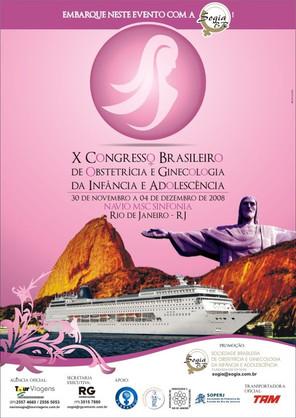 Cartaz - Congresso SOGIA-BR
