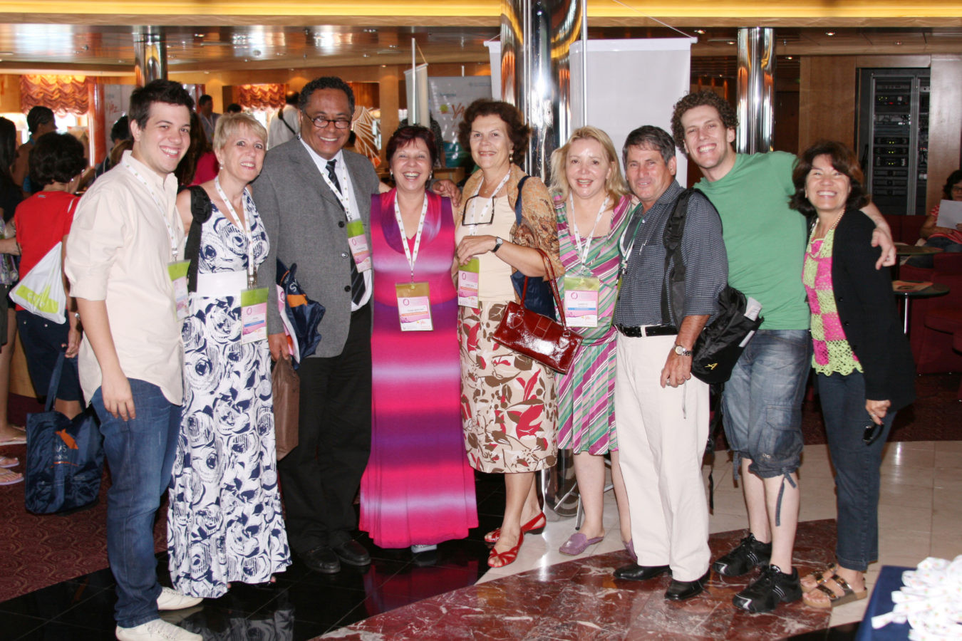 Grupo de congressistas