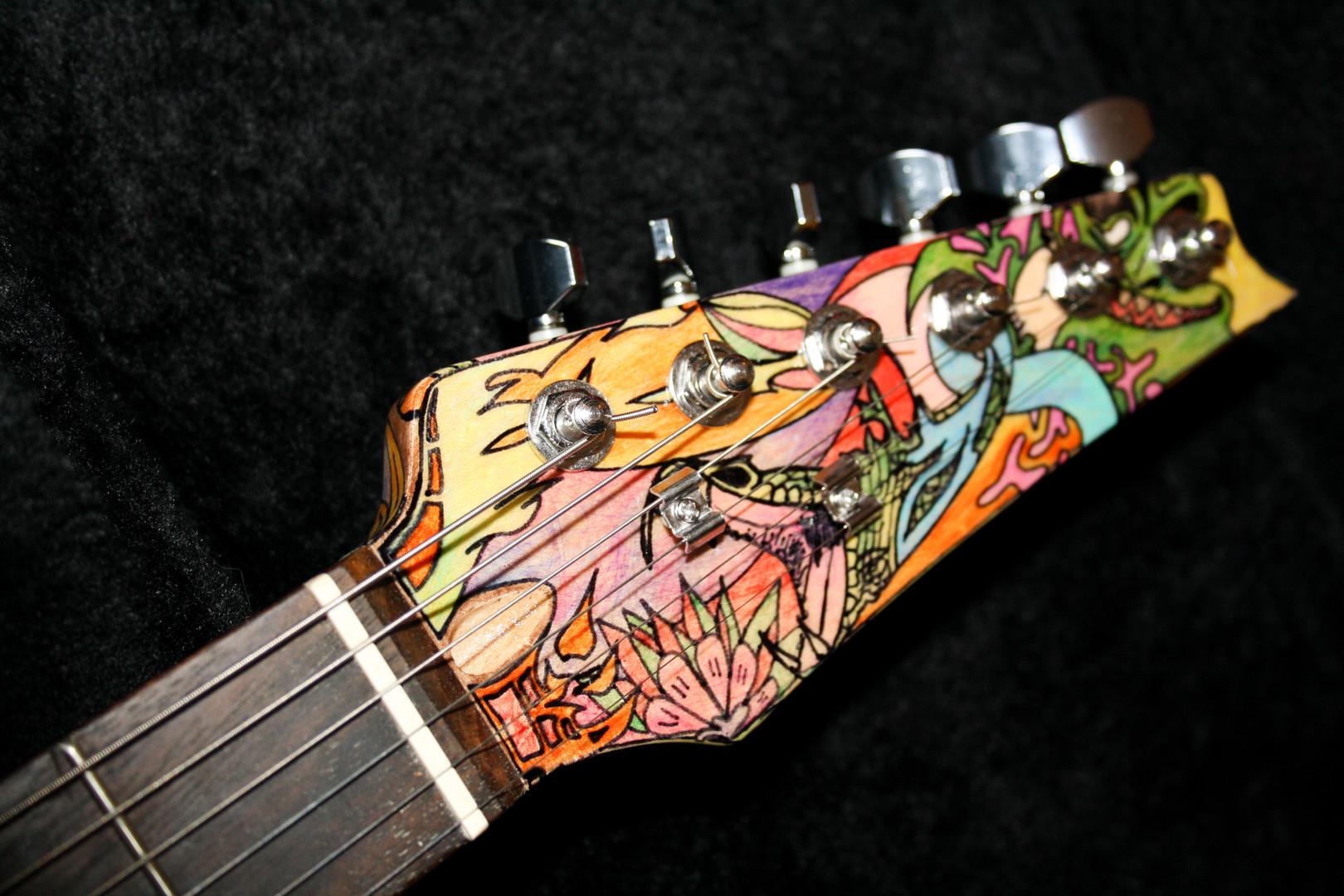 Acidcaster paletta