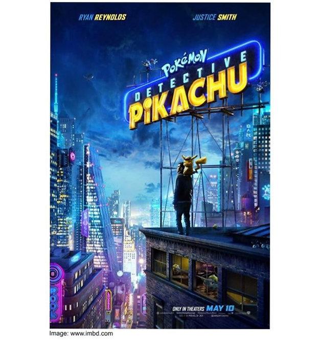 "Pokémon Detective Pikachu"" - May 10th, 2019"