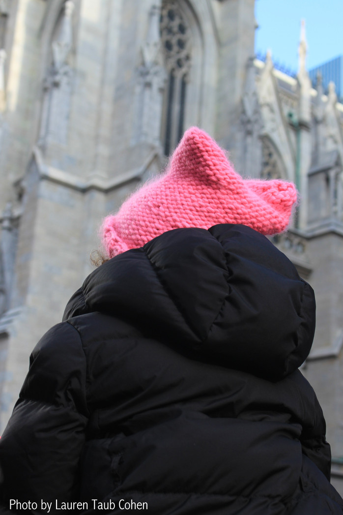 A Reflection on the NYC Women's March