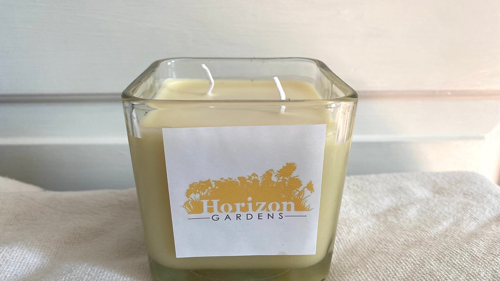 Beeswax Organic Candle- Assorted scents