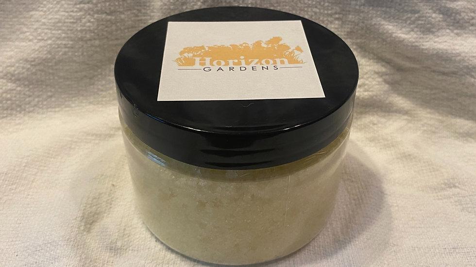 Organic Sugar Body Scrub 12oz