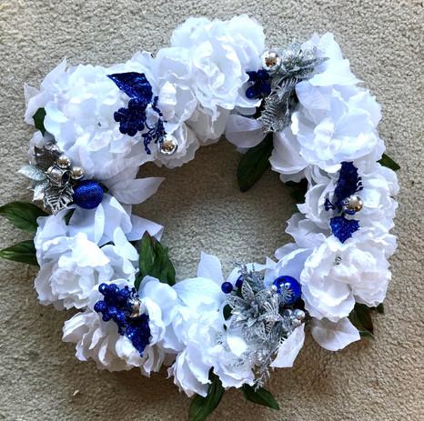 Handmade Custom Seasonal Wreath