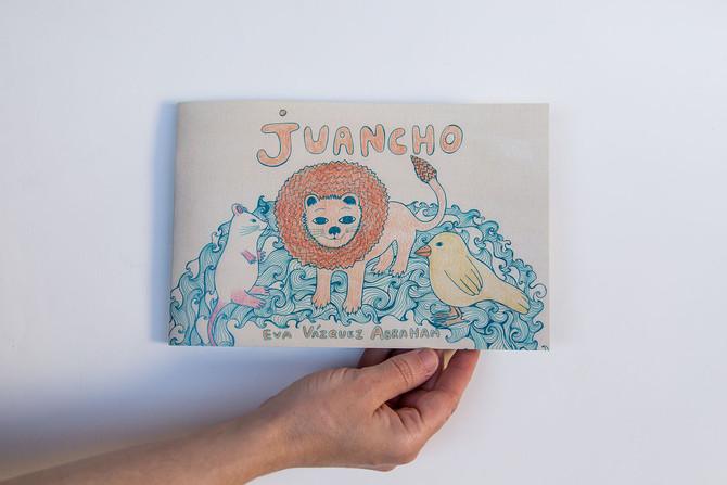 Mi libro Juancho, seleccionado para participar en Como Pedro por mi casa 2018