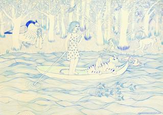 Canoa (De la serie Dreams)